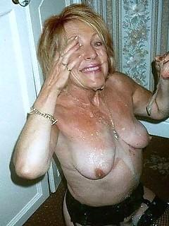 Pics granny cumshot Granny cumshot