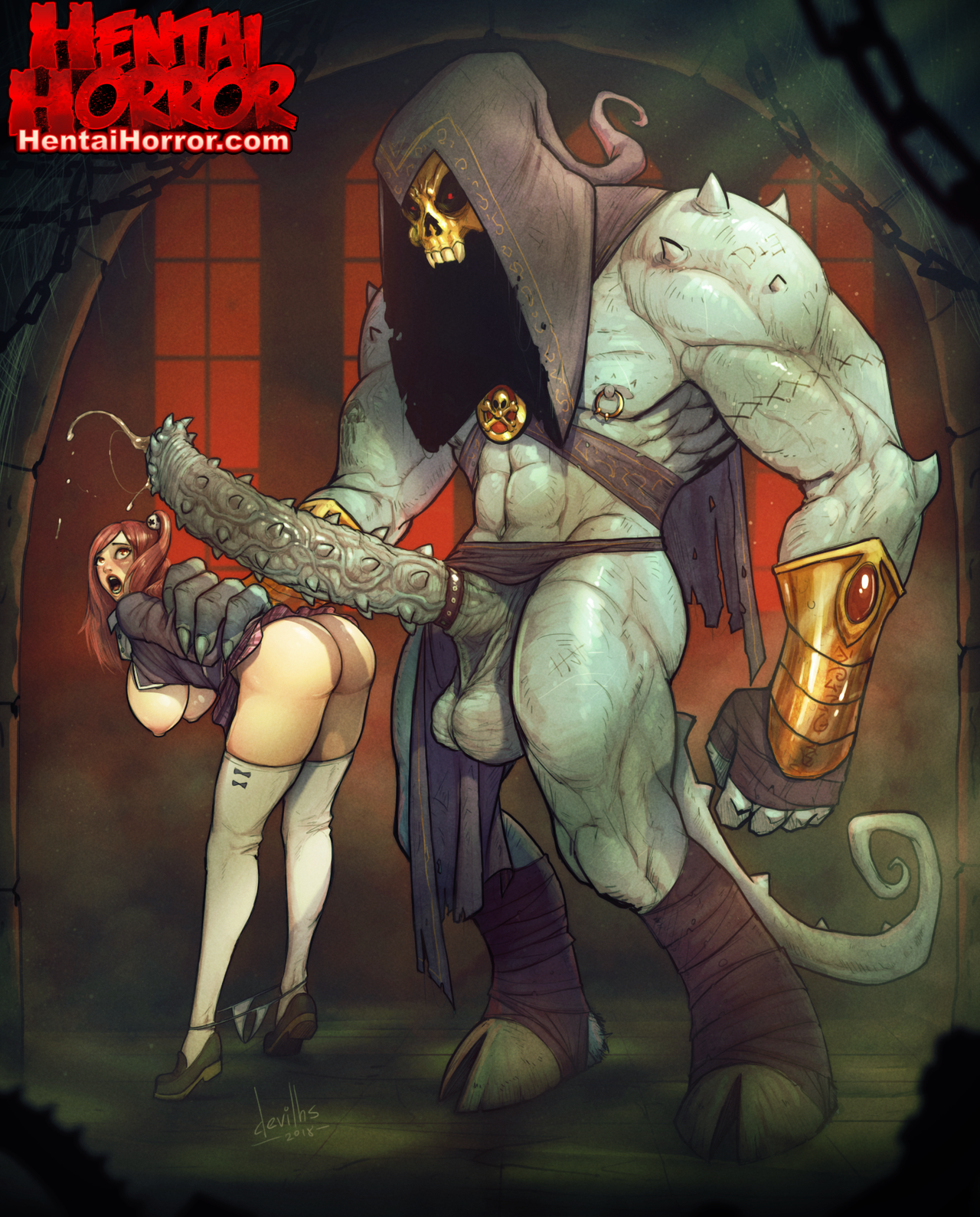Horror cartoon - Quality porno 100% free images. Comments: 3