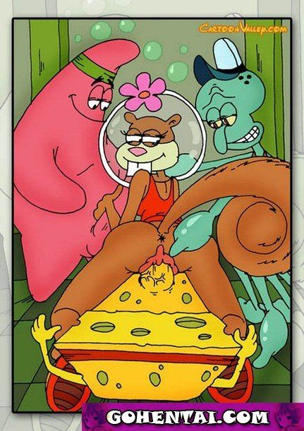 Sponge Bob Porn
